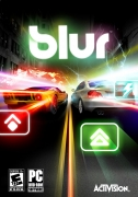 Blur Key (Retail Game Code)