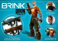 Brink DLC Doom Pack Steam Download Code