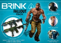 Brink DLC Fallout Pack Steam Download Code