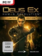 Deus Ex Human Revolution Limited Edition Key (Steam Download Code)