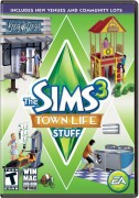 Die Sims 3 Stadt-Accessoires Key (EA Origin Download)