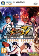 Super Street Fighter 4 Arcade Edition Retail CD-Key