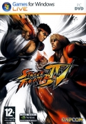 Street Fighter 4 Retail CD-Key
