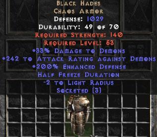 Black Hades - Unid
