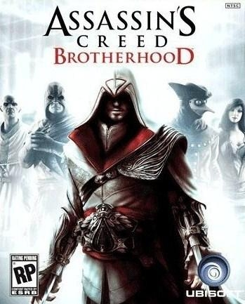Assassin's Creed Brotherhood Key (Retail Game Code)