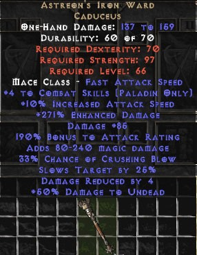 Hand of Blessed Light - Unid