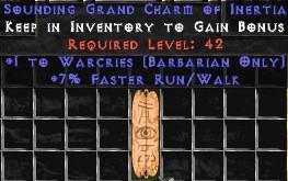 Barbarian Warcries w/ 7% FRW GC