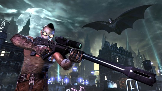 Batman Arkham City Key