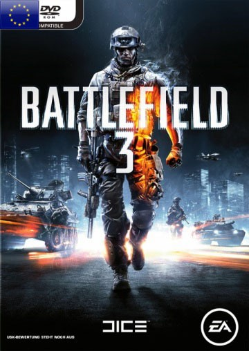 Battlefield 3 Key EU (EA Origin Download)