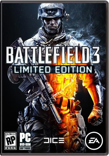 Battlefield 3 Limited Edition Key (EA Origin Download)
