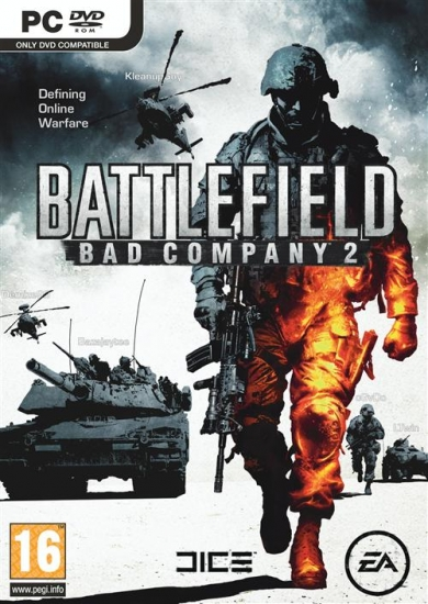 Battlefield Bad Company 2 + BFBC 2 Vietnam Key (EA Origin Download)
