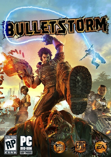 Bulletstorm Key (Retail Game Code)