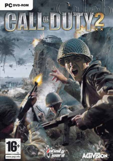 Call of Duty 2 Retail CD-Key