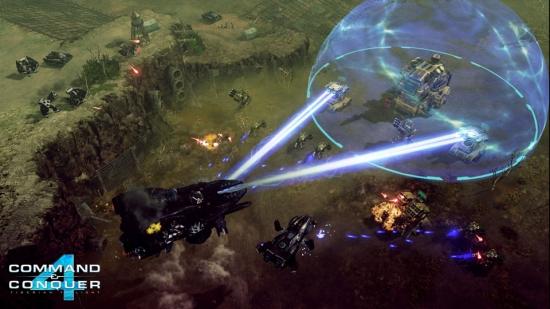 Command & Conquer 4 Tiberian Twilight Key (EA Origin Download)