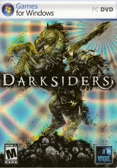 Darksiders Hellbook Edition Key (Steam Download Code)