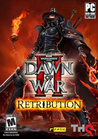 Warhammer 40.000 Dawn of War II Retribution Key (Steam Download Code)