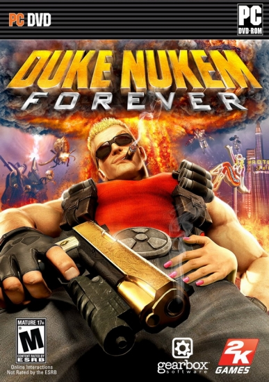 Duke Nukem Forever Key (Steam Download Code)