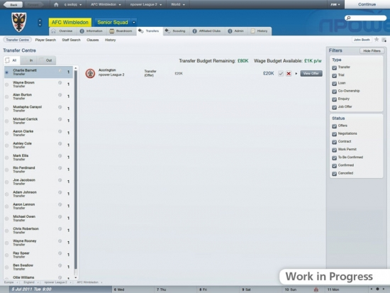 Football Manager 2012 Key (Steam Download Code)