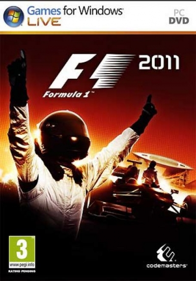 Formel F1 2011 Key (Retail Game Code)