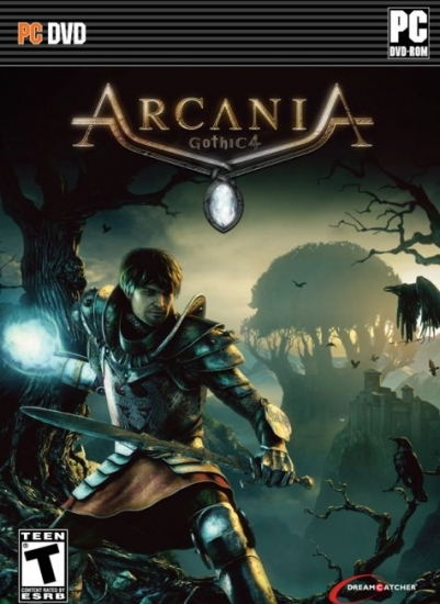 Gothic IV ArcaniA Key (Retail Game Code)