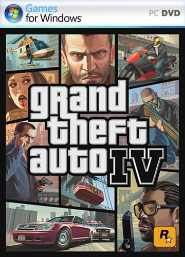 Grand Theft Auto IV Key (Retail Game Code)