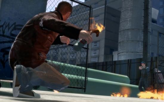 Grand Theft Auto IV Key (Retail Game Code)