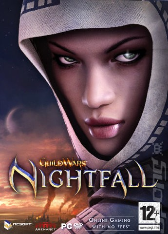 Guild Wars Nightfall Key (NCsoft Download)