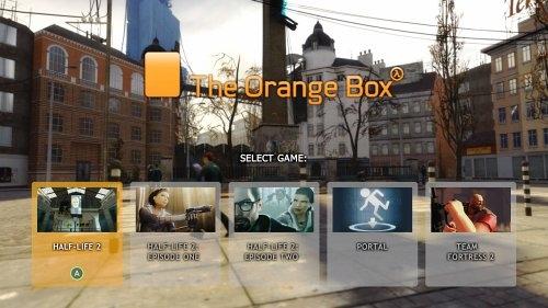 Half-Life 2 The Orange Box Key Uncut (Steam Download Code)