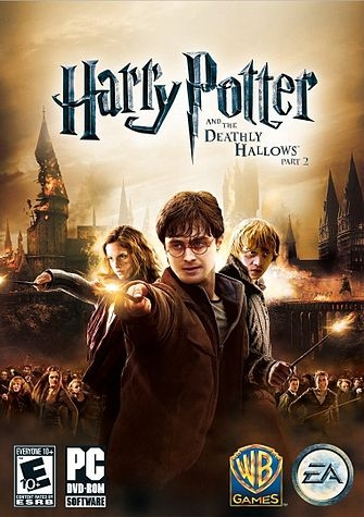 Harry Potter und die Heiligtümer des Todes Teil 2 Key (EA Origin Download)