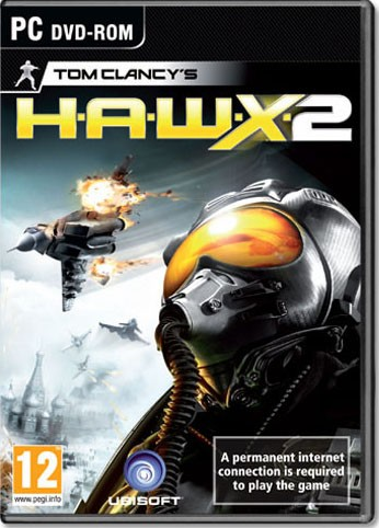 Hawx 2 Retail CD Key