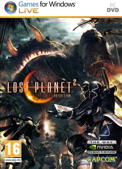 Lost Planet 2 Key (Retail Game Code)