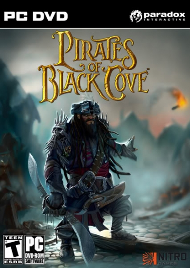 Pirates of Black Cove Key (Steam Download Code)