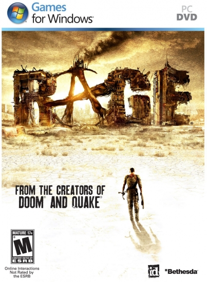 RAGE Key EU (Steam Download Code)
