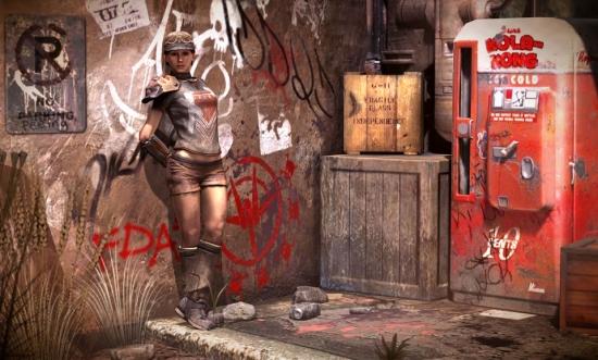 RAGE Anarchy Edition Key (Steam Download Code)