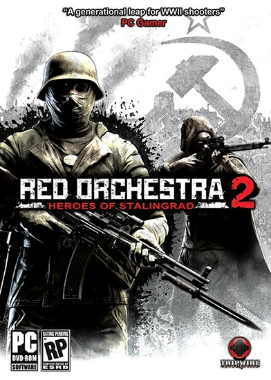 Red Orchestra 2 Heroes of Stalingrad Key (Steam Download Code)
