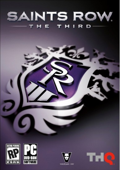 Saints Row The Third Key (Steam Download Code)