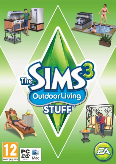 Die Sims 3 Design-Garten-Accessoires Key (EA Origin Download)