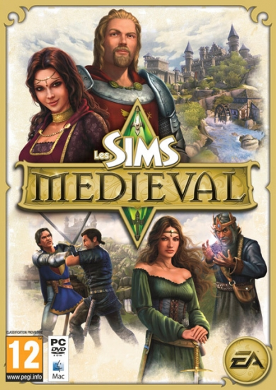 Die Sims Mittelalter Key (EA Origin Download)