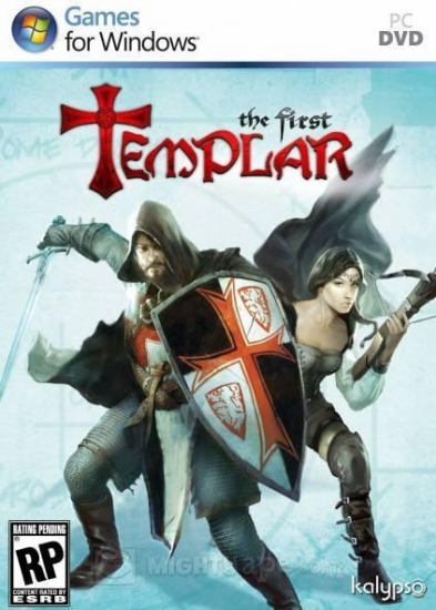 The First Templar Retail CD-Key