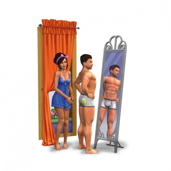 Die Sims 3 Traumsuit-Accessoires Key (EA Origin Download)