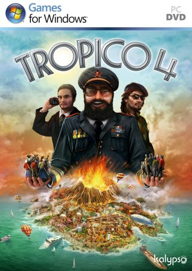 Tropico 4 Retail CD-Key