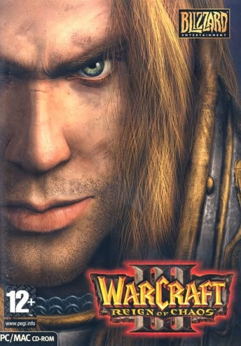 Warcraft III Reign of Chaos Key