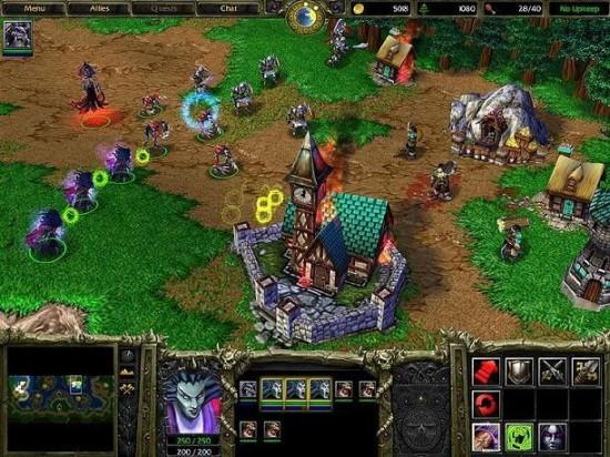 Warcraft III Battlechest Keys für Reign of Chaos + The Frozen Throne