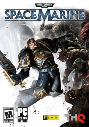 Warhammer 40.000 Space Marine Key (Steam Download Code)
