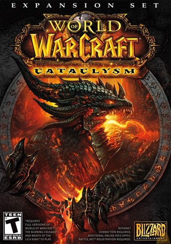 World of Warcraft Cataclysm Key (EU)