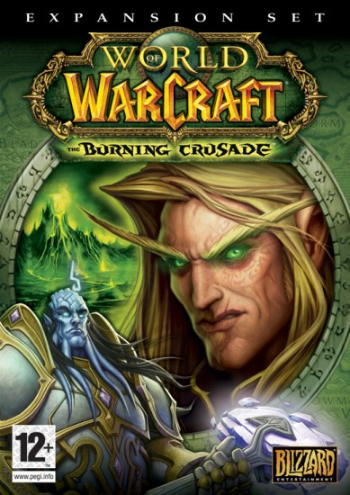 World of Warcraft The Burning Crusade Key (EU)