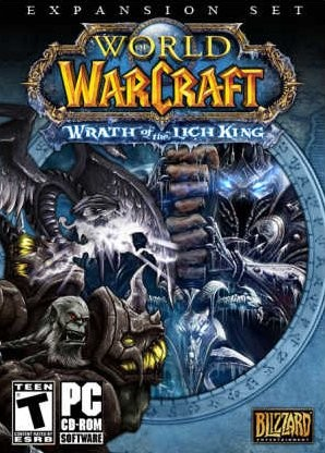 World of Warcraft Wrath of the Lich King Key (EU)