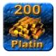 200 Guild Wars Platin (GW Platinum)