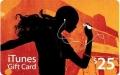 iTunes Geschenkkarte (US) 25 Dollar Code