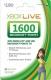 1600 Microsoft Punkte Xbox Live US